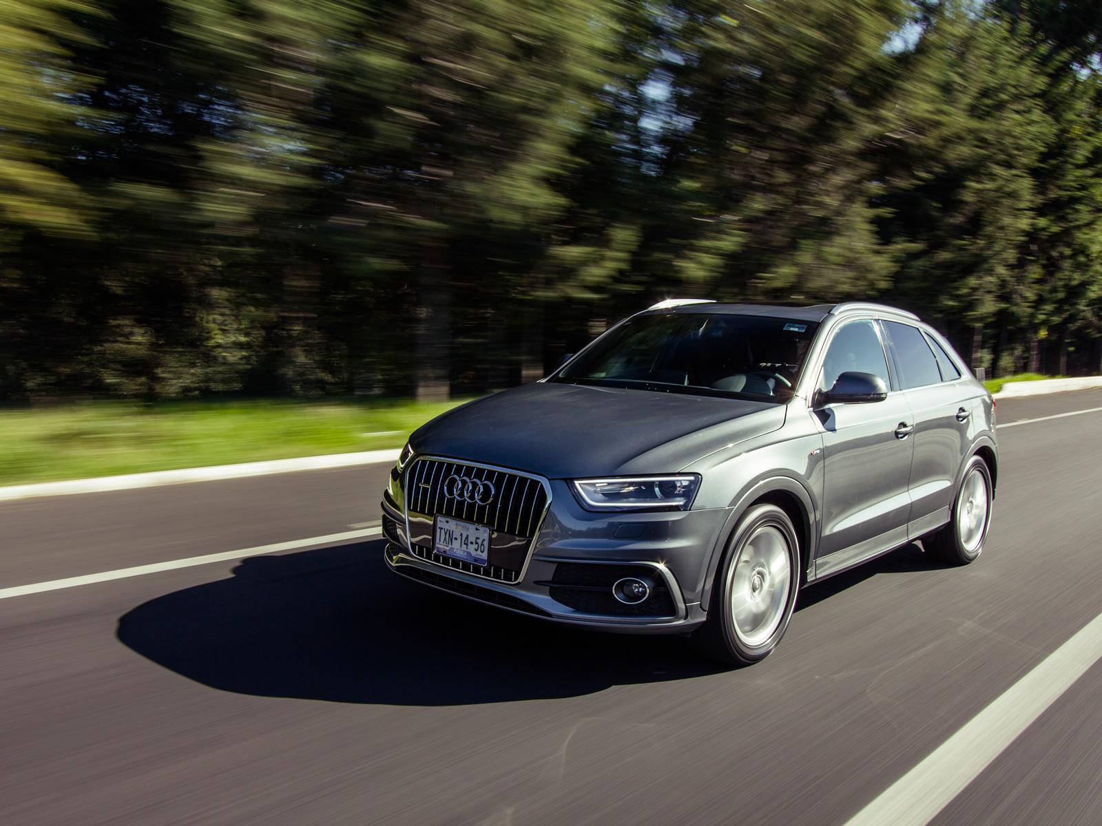 Probamos el nuevo Audi Q3 2.0 TFSi de 211 CV