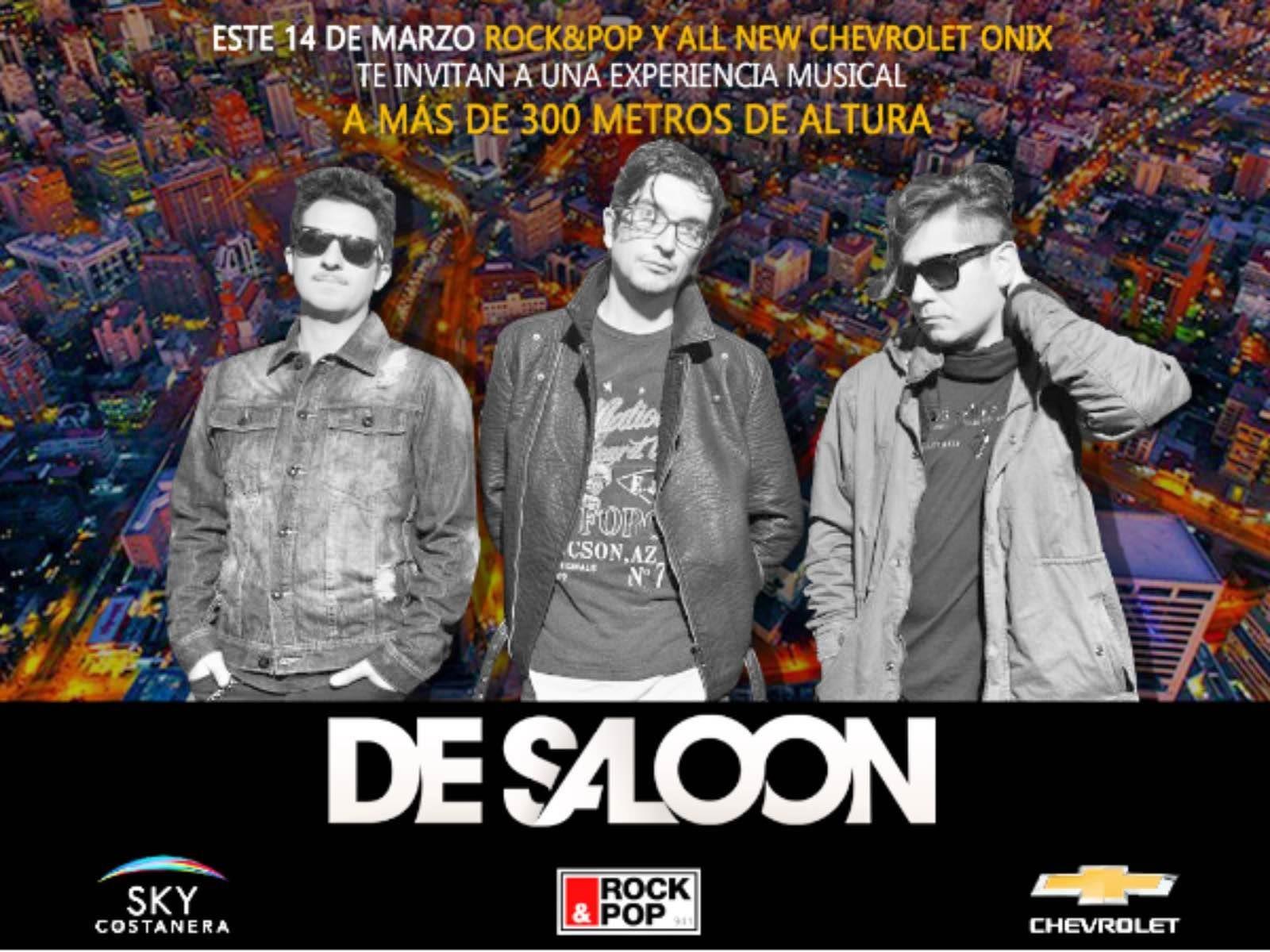 Chevy Music cierra su ciclo con De Saloon