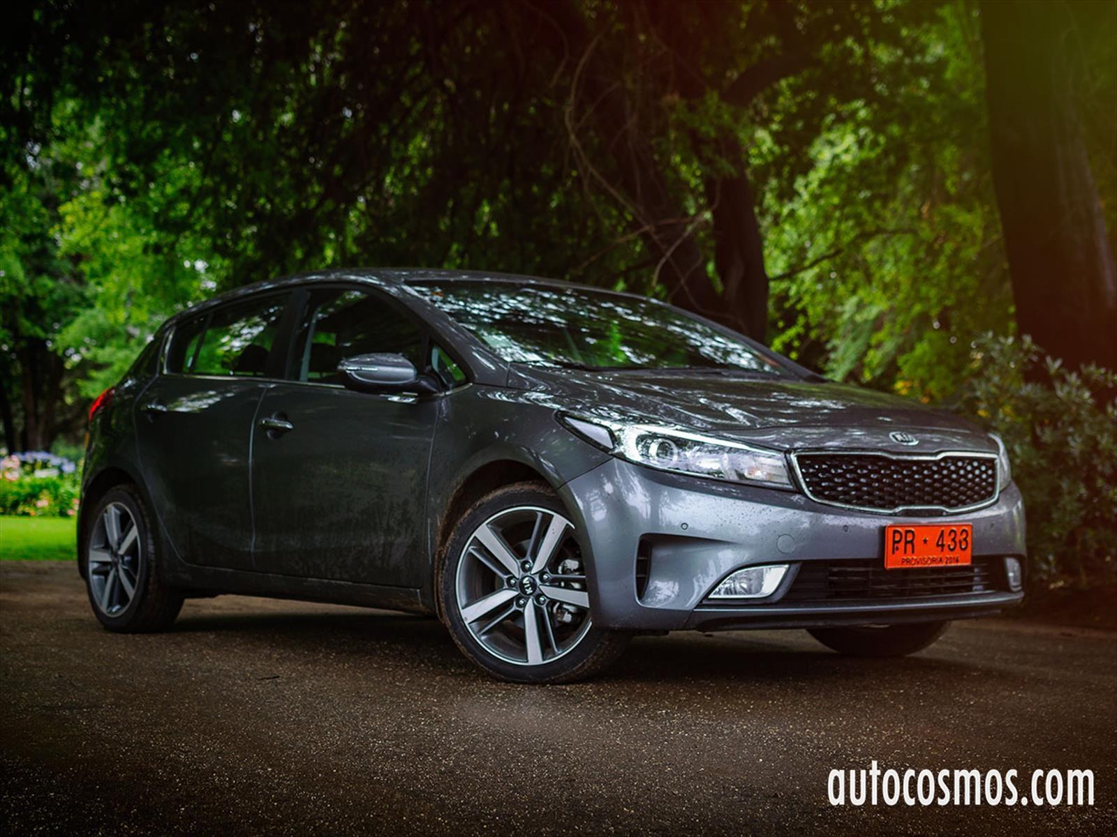 Test Drive: Kia Cerato5 2017