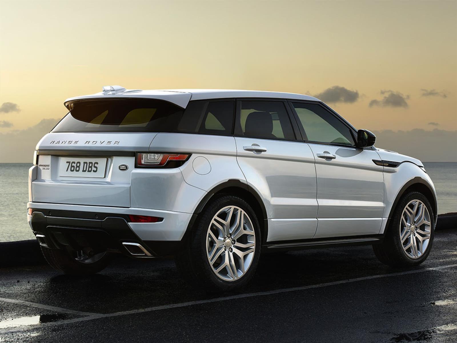 Así ha evolucionado la Range Rover a través de los años