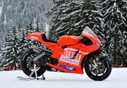 Ducati presenta la Desmosedici GP-10
