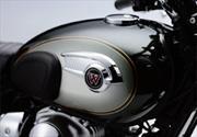 Kawasaki W800 presentada en el Salón de Intermot