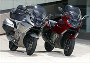 BMW K 1600 GT y GTL, 6 cilindros para la carretera