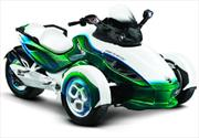 Can Am Spyder Hybrid, un desarrollo que llegará a la calle