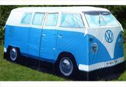 VW Camper Van 1965 de regreso... en forma de casa de campaña