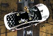 Chevrolet Volt 2011 obtiene cinco estrellas en pruebas de choque