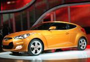Hyundai Veloster: Reinventando el concepto Coupé