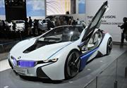 BMW Vision EfficientDynamics Concept: Nace el i8