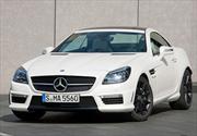 Mercedes-Benz SLK 55 AMG 2012: Belleza deportiva