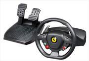 Ferrari 458 Italia Racing Wheel, un gadget  para el apasionado del deporte automotor