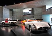 Mercedes-Benz Museum: Impresionantes 120 años