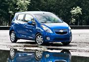 Chevrolet Spark 2011 a prueba