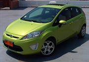 Cuarta parte prueba Ford Fiesta Hatchback 2011