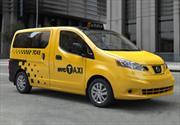 Nissan fabricará los Taxis para la Ciudad de Nueva York