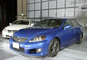 Lexus IS F Sport 2011: Familiar y deportivo