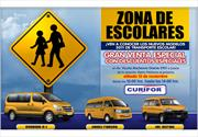 Curifor: Gran venta especial Transporte Escolar