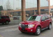 Probamos la Ford Escape 3.0 Premium 4X4 2008: ¡Definitivamente mejor!