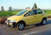 Prueba al Volkswagen Crossfox 1.6 Mec 5p: ¡Conduces uno, disfrutas dos!