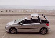 Prueba al Peugeot 207 CC: ¡Brillante Coupé, Exquisito Cabriolet!