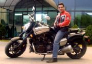 Omar Chaparro será piloto Yamaha