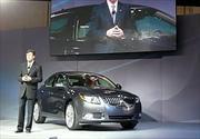 Buick presenta el nuevo Regal 2010 en el Salón de los Ángeles 2009