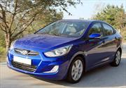 Hyundai Accent 2011: Imágenes en vivo exclusivas