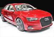 Audi A3 Concept: Nace el A3 Sedán