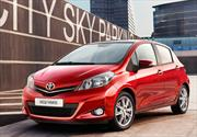 Toyota Yaris 2012: Nuevas fotografías