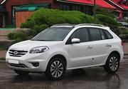 Renault Koleos 2012: Imágenes inéditas