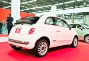 FIAT 500 C 2012 Convertible debuta en el Salón de Guadalajara 2011