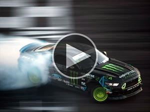 Video: Vaughn Gittin Jr se luce con su Ford Mustang RTR con 900 hp