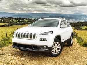 La nueva Jeep Cherokee 2014 llega a Colombia