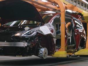 Chrysler inicia la producción de la Pacifica 2017
