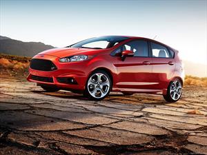 Ford Fiesta ST 2014 llega a México en $319,900 pesos
