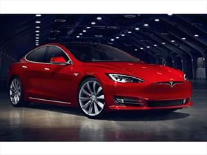 Tesla Model S 2017, perfecciona el diseño y la autonomía