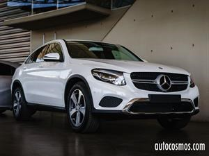 Mercedes GLC Coupé 2017 hace su debut en Chile