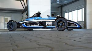 Ford Fórmula Racer con motor EcoBoost de 1.0L