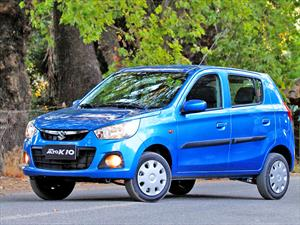 Nuevo Suzuki Alto K10 2015: Inicia venta en Chile