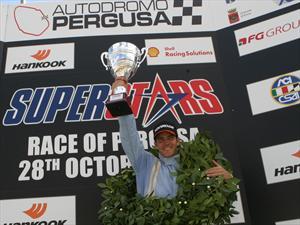 Goldstein revalida título de la GT Sprint europea