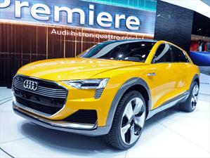 Audi h-tron quattro Concept se presenta