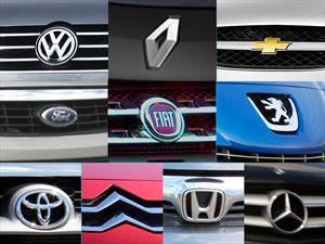 Top 10: Las marcas más vendedoras de 2013