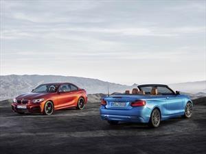 BMW Serie 2 2017: cambios que valen
