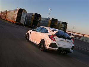 Honda Civic Type R 2017 llega a México en $729,900 pesos