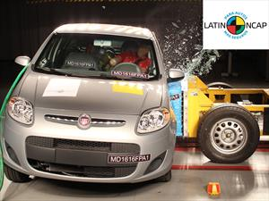 El FIAT Palio se enfrenta al nuevo protocolo de Latin NCAP