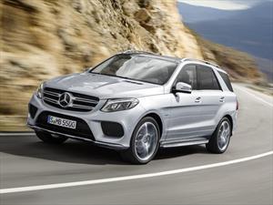 Mercedes-Benz GLE 2016, la nueva Clase M se presenta