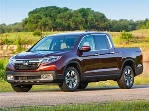 Honda Ridgeline elegida como Green Truck the Year 2016