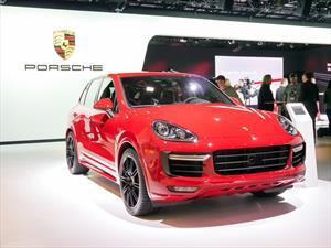 Porsche Cayenne GTS 2015 ofrece más poder