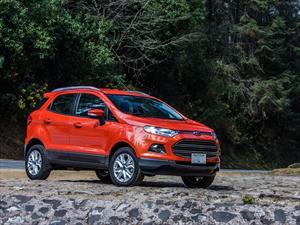 Ford Ecosport 2014, a prueba