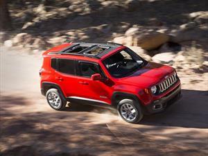 Jeep Renegade se lanza en Argentina