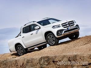 Mercedes-Benz: la Clase X ya está aquí